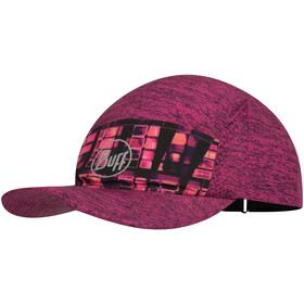 Buff Run Bonnet, pixel pump pink